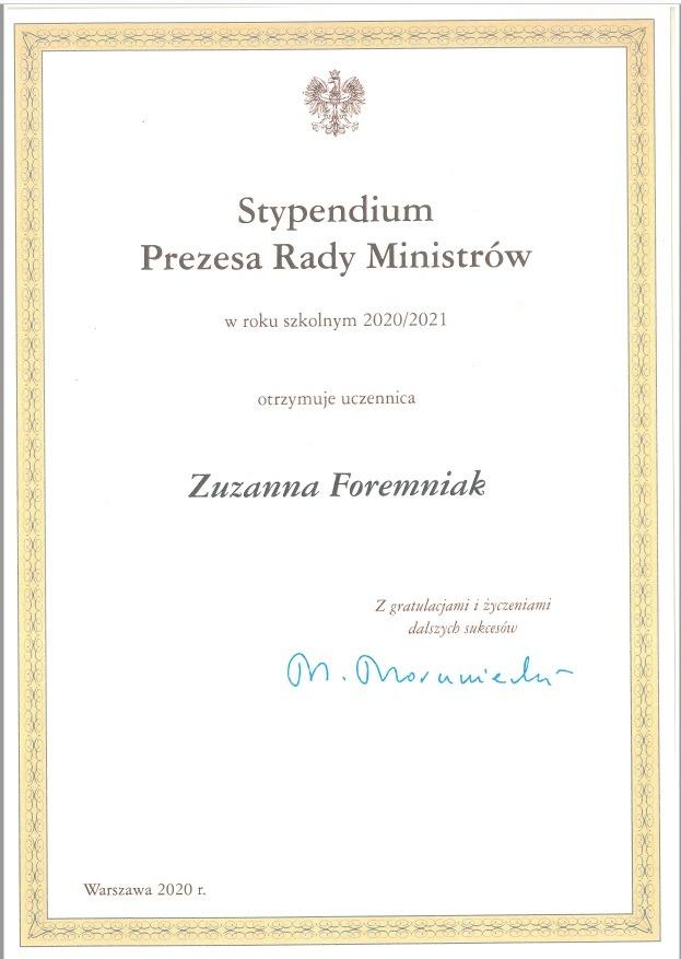 Zuzanna Foremniak
