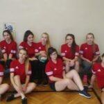 Amatorska liga siatkarska dziewcząt - grudzień 2016.2016