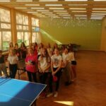 Turniej klas pierwszych – Tenis Stołowy