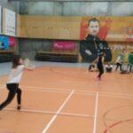 Licealiada w badmintonie drużynowym - listopad 2016
